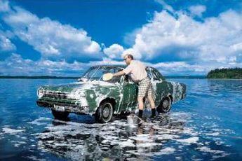 ۱۷راه حل برای تمیزی بیشتر اتومبیل!