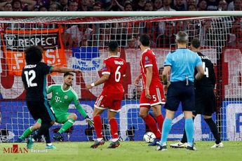نیمه نهایی لیگ قهرمانان اروپا - بایرن مونیخ و رئال مادرید (عکس)