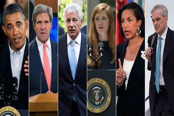 سوریه، آزمونی بزرگ برای تیم سیاسی اوباما