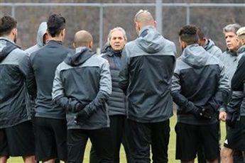 ترکیب الجزایر مقابل تیم ملی ایران مشخص شد