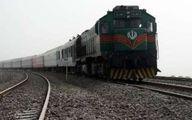 حرکت قطار مسافری مشهد - زنجان رجاء همه روزه شد