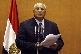مشاور امنیت ملی رئیس جمهور موقت مصر
