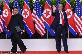 ترامپ: کره شمالی دیگر تهدید هستهای نیست