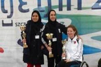 کسب یک نشان طلا و ۲ نقره توسط تیراندازان ایران در روز دوم رقابت ها