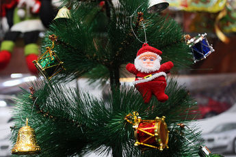 مد شدن کریسمس در ایران!