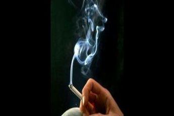 اثر مضر روانی که سیگار بجای میگذارد