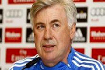 آنچلوتی: رونالدو خسته است / بارسا با تمام قوا مقابل اتلتیکو بازی می کند