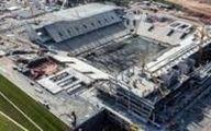 بیش از ۵ هزار نفر بی خانمان در اطراف ورزشگاه جام جهانی