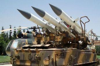 ارتش سوریه، خودروهای ترکیهای حامل سلاح را منهدم کرد