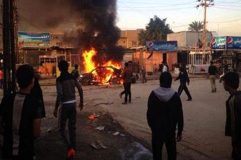 ایران انفجارهای تروریستی بغداد را محکوم کرد