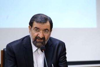 محسن رضایی در جلسه علنی شورای شهر تهران حضور یافت