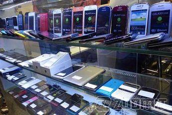 50 درصد از فروش موبایل در بازار کاهش پیدا کرده