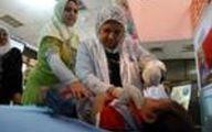 واکسیناسیون همگانی در واکنش به ظهور مجدد فلج اطفال در خاورمیانه