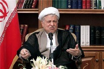 دلیل ثبت نام آیتالله هاشمی رفسنجانی در انتخابات ریاست جمهوری