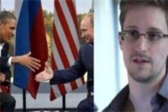 اسنودن در ازای سوریه