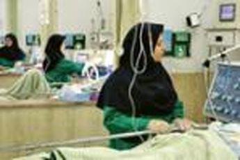کاهش هزینه بستری در بیمارستان های دولتی