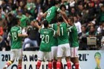 اسامی تیم ملی مکزیک برای حضور در جام جهانی مشخص شد