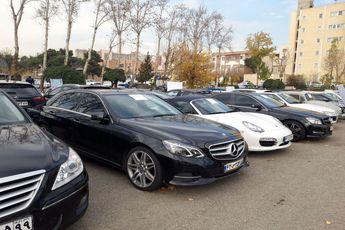 توقیف 270 خودرو در پی اجرای طرح طاهر