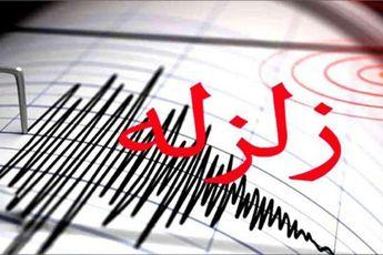 زلزله 4.9 دهم ریشتری سنخواست را لرزاند