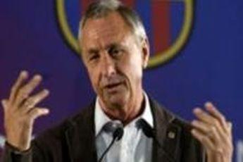 کرویف: اتلتیکو شایسته قهرمانی است / مدیران بارسلونا فوتبال را نمی فهمند