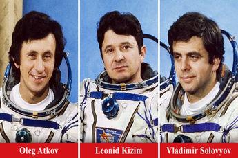 """سالروز پرتاب ایستگاه فضایی """"سالیوت"""""""